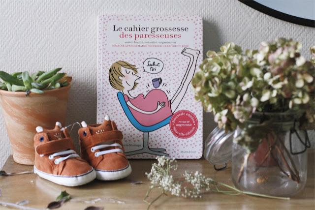 cahier de grossesse des paresseuses