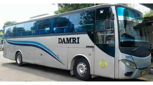 Damri Malang: Harga Tiket, No Telp, Rute & Jam Keberangkatan