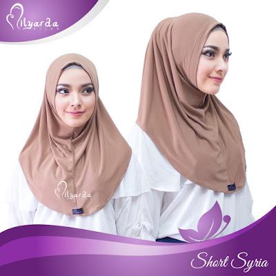 Hijab instan Syiria
