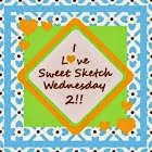 Sweet Sketch Wednesday2 challengeblog