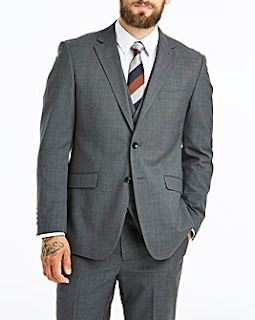 Men's suit from Jacamo