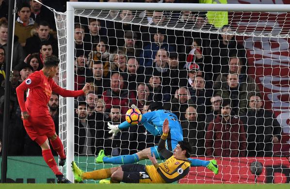 Hasil Liga Inggris Tadi Malam, Liverpool 3-1 Arsenal Minggu 5 Maret 2017