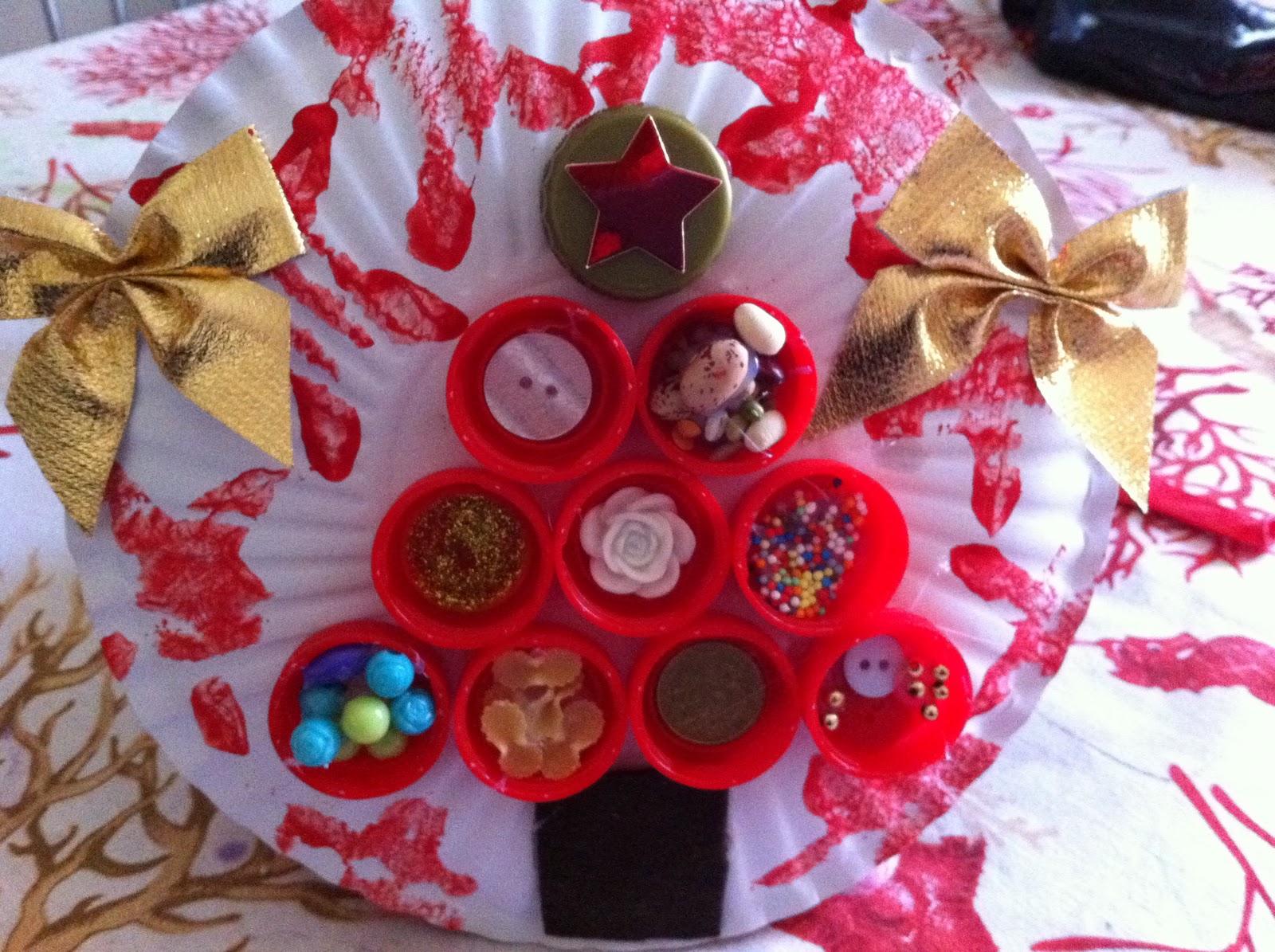 Eccezionale Paroledilatte: Preparativi per Natale.riciclare è la parola d  MI46