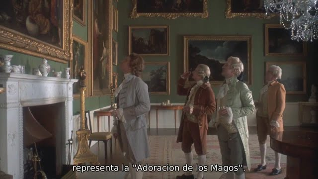 """Barry Lyndon"" (VIDEO 5): el intercambio sagrado de la mercancía humana"
