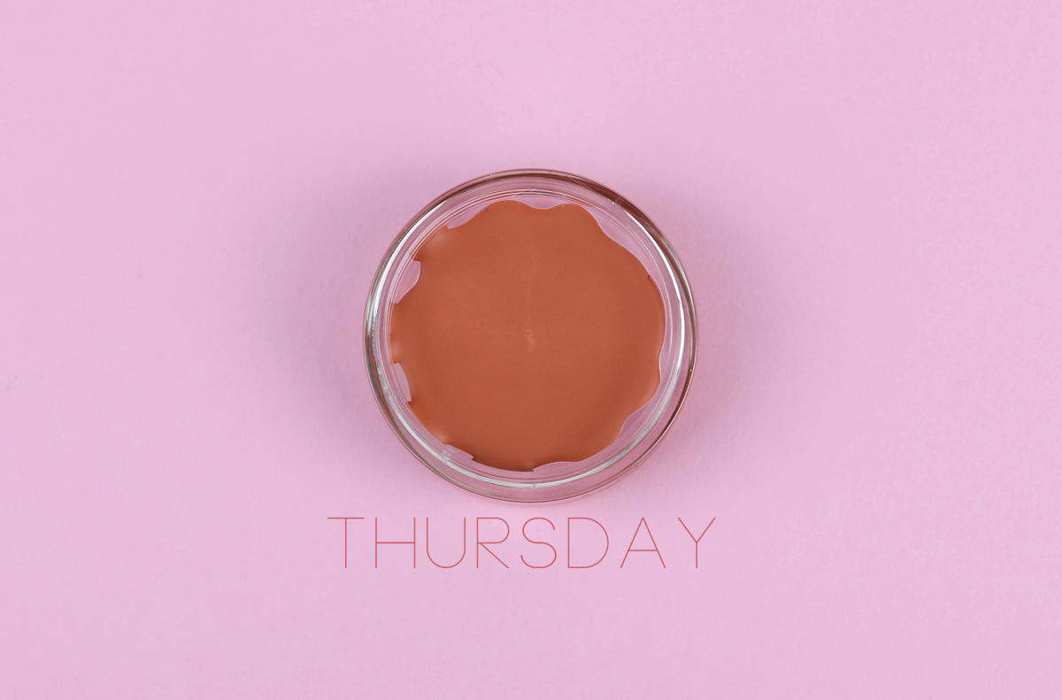 Neve Cosmetics Blush Garden Thursday
