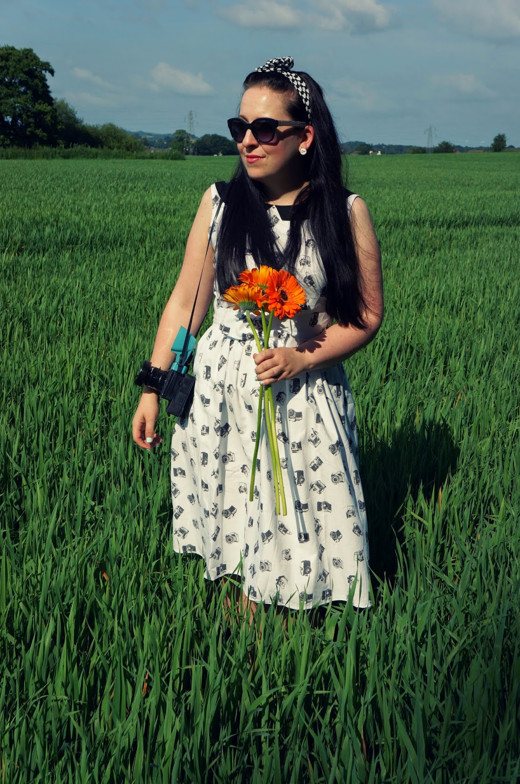 CAMERA LOVE :: THAT DUCK AND DUFFEL DRESS