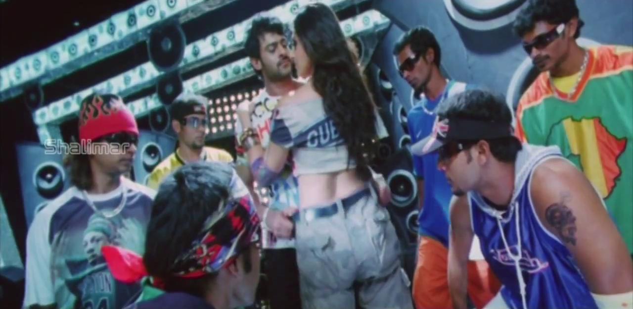 Prabhas Fans Forever: Bommali Video Song