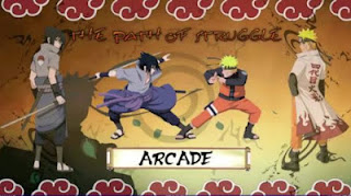 Download Naruto Senki MOD Full Patch of Strunggle v2.0 APK for android