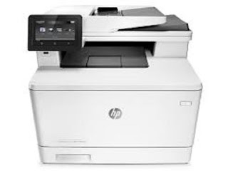 Picture HP LaserJet Pro MFP M427fdn Printer