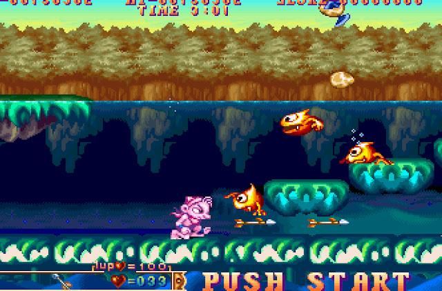 Three Wonders Stage 2 Lake Screenshot