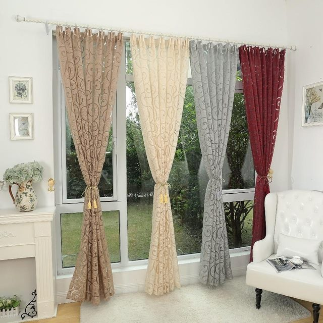 modern living room curtains ideas for creative decor - Curtain Design Ideas For Living Room