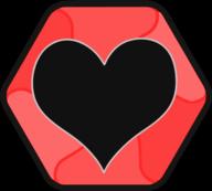 heart button icon