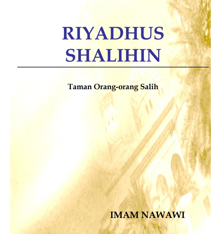 Imam Nawawi - Riyadhus Shalihin [Jilid 1] matan.pdf