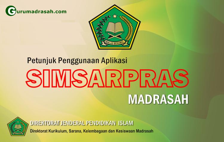 Permalink ke Petunjuk Penggunaan Aplikasi Simsarpras Madrasah