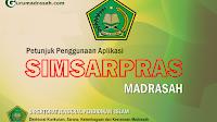 Petunjuk Penggunaan Aplikasi Simsarpras Madrasah