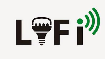 Come funziona Li-Fi internet alla velocità della luce
