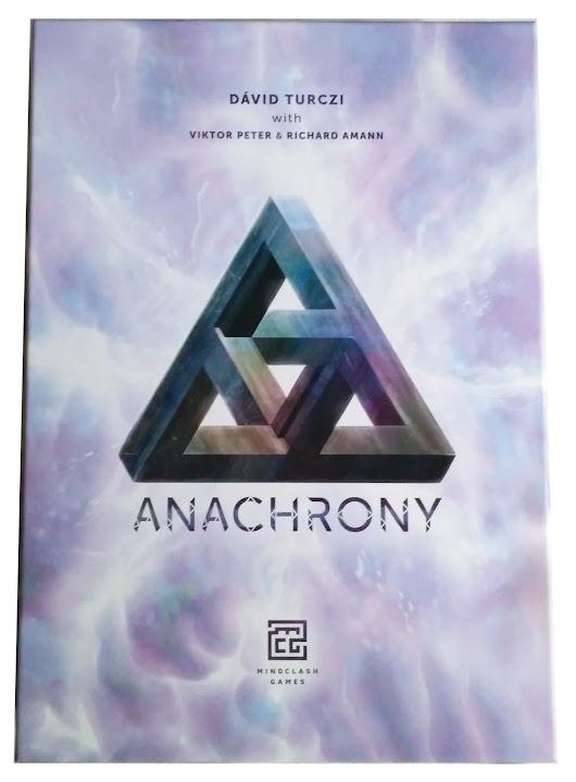 Otvaranje društvene igre: Anachrony