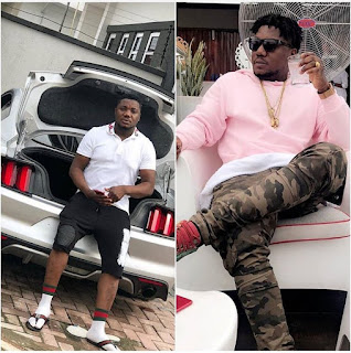CDQ Finally Tells Nigerians Why He Bought A N20 Million Car .