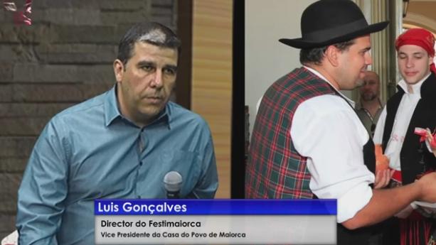 Luis Gonçalves em entrevista