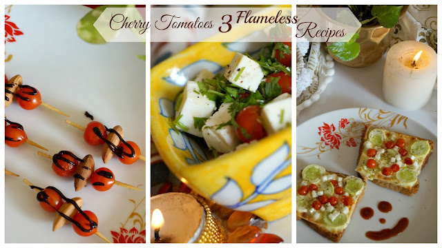 Cherry Tomato Fireless Recipes