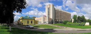 Гостиница Припять Пинск