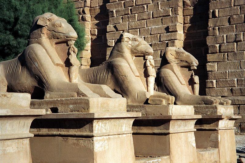 Resultado de imagen para templos egipcios principales