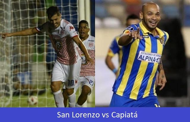 Deportivo Capiatá vs Sportivo San Lorenzo VER EN VIVO ONLINE fecha 21 del fútbol paraguayo 2019.