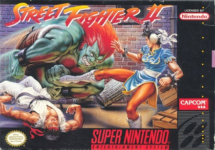 Matt's Game Quest: My Top 5 Games of 1992: #5 Street Fighter