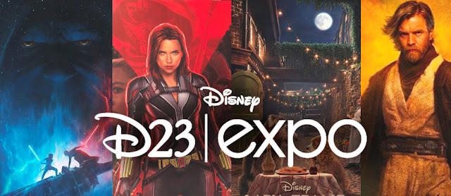 Disney frappe un grand coup au terme du D23