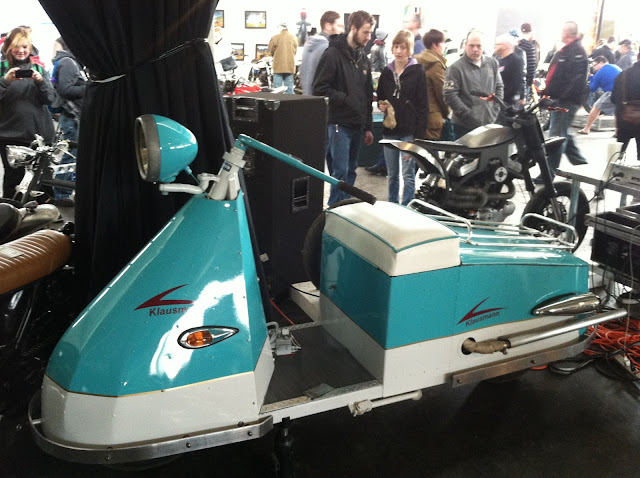 Klaussman scooter