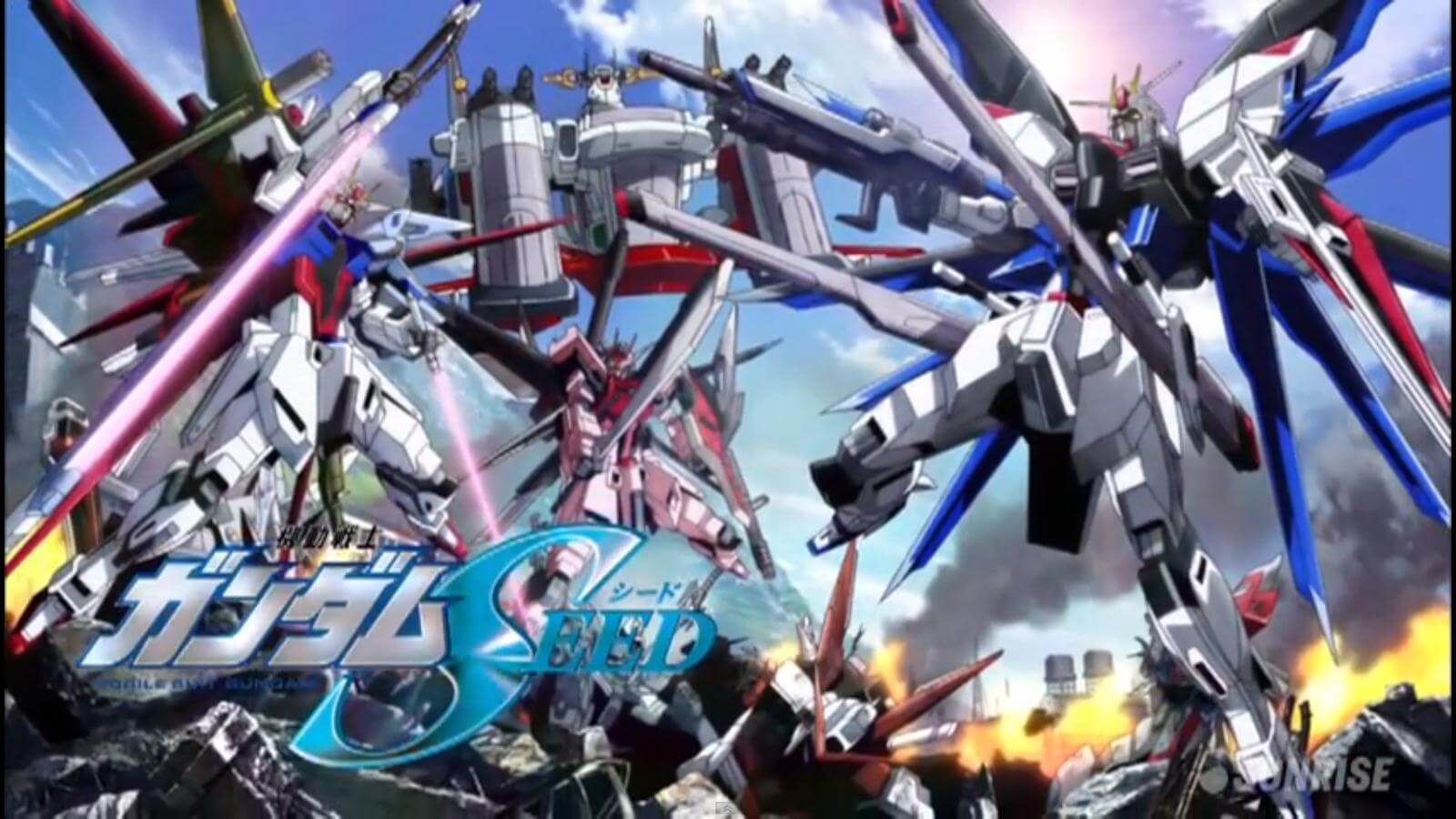 Mobile Suit Gundam Seed Remastered Sub Indo : Episode 1-48 END