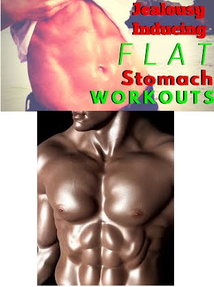 3 Secrets to A Flat Stomach