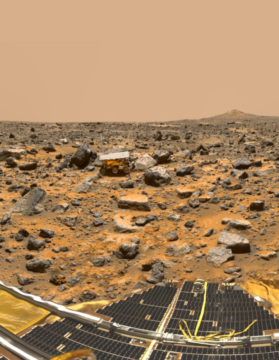 landing on the mars - photo #46