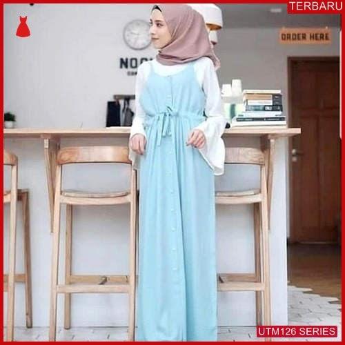 UTM126C58 Baju Clara Muslim 2in1 UTM126C58 07E | Terbaru BMGShop
