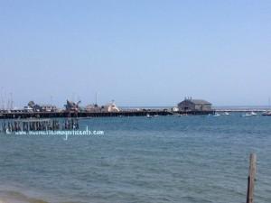Provincetown Harbor Cape Cod