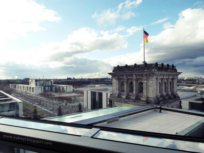 Nabil Aizat Bin Abdul Rahman Reichstag Berlin