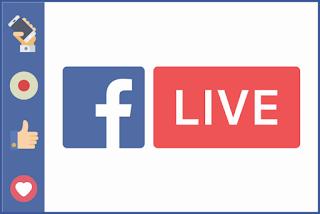 Sácale partido a las funciones de Facebook Live