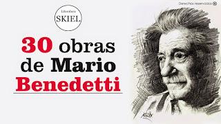 30 OBRAS DE MARIO BENEDETTI