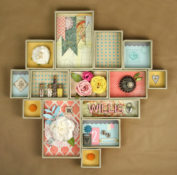 How To Decorate A Shadow Box Magnificent Decorating Shadow Boxes Home Design Ideas