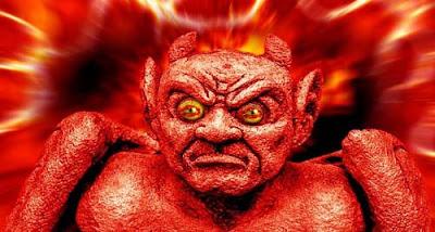 Iblis/setan dajjal