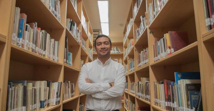 JUAN JOSÉ REBAZA: Peruano gana concurso para especializarse en Universidad de Harvard [VÍDEO]