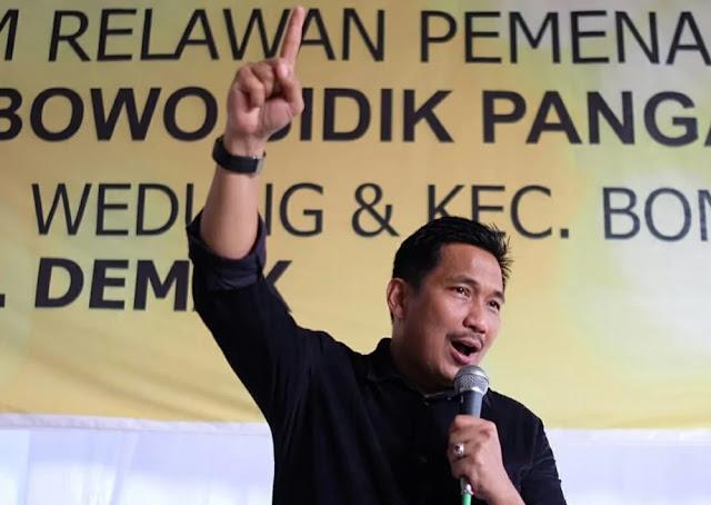 KPK Belum Jumpa Pers, Tapi Golkar Sudah Buru-buru Pecat Bowo Sidik