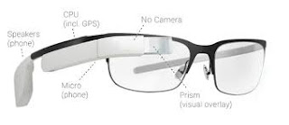 Google Glass Wearable Device Berteknologi Canggih