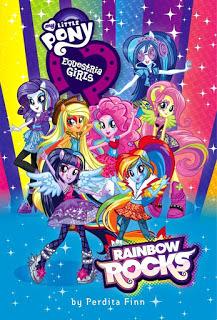 Micul meu ponei: Fetele Equestriei (Rainbow Rocks) Dublat In Romana