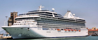 termasuk dalam Oceania Cruises pada Mei  Kabar Terbaru- KAPAL PESIAR MS RIVIERA