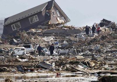 Fim do Mundo - Terremotos