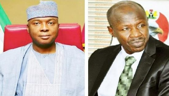 Saraki Reacts To Allegation Of Looting of N3.5bn