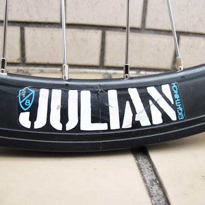 バイクポロ,bike polo,eightinch,エイスインチ,julian,ジュリアン,リム,48h,