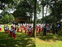 OUTBOUND ANAK DI CAMPAS CAMP SENTUL