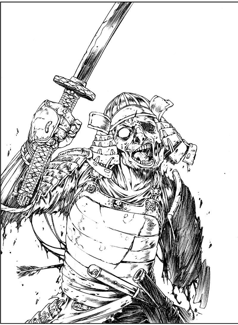 Descarga Como Dibujar Ninjas Y Samurais Neoverso Anime Y Comics